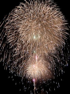 長岡の花火は日本一なんです